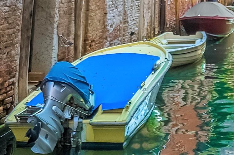 båt havnepresening med og uten