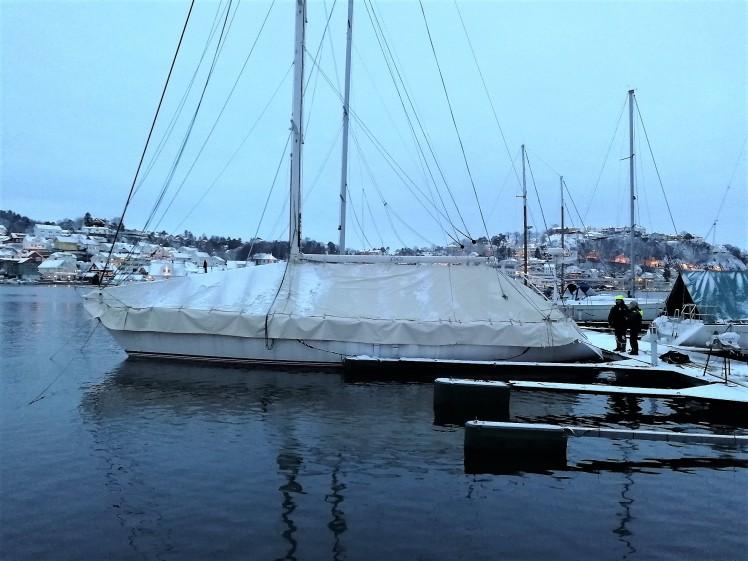 Baltic 52 fot